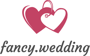 logo fancy wedding